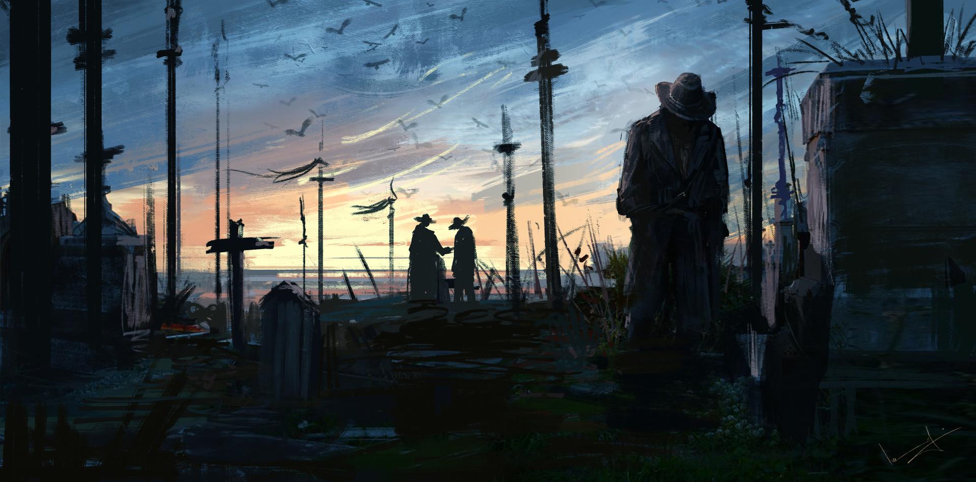 Imad ud din graveyard
