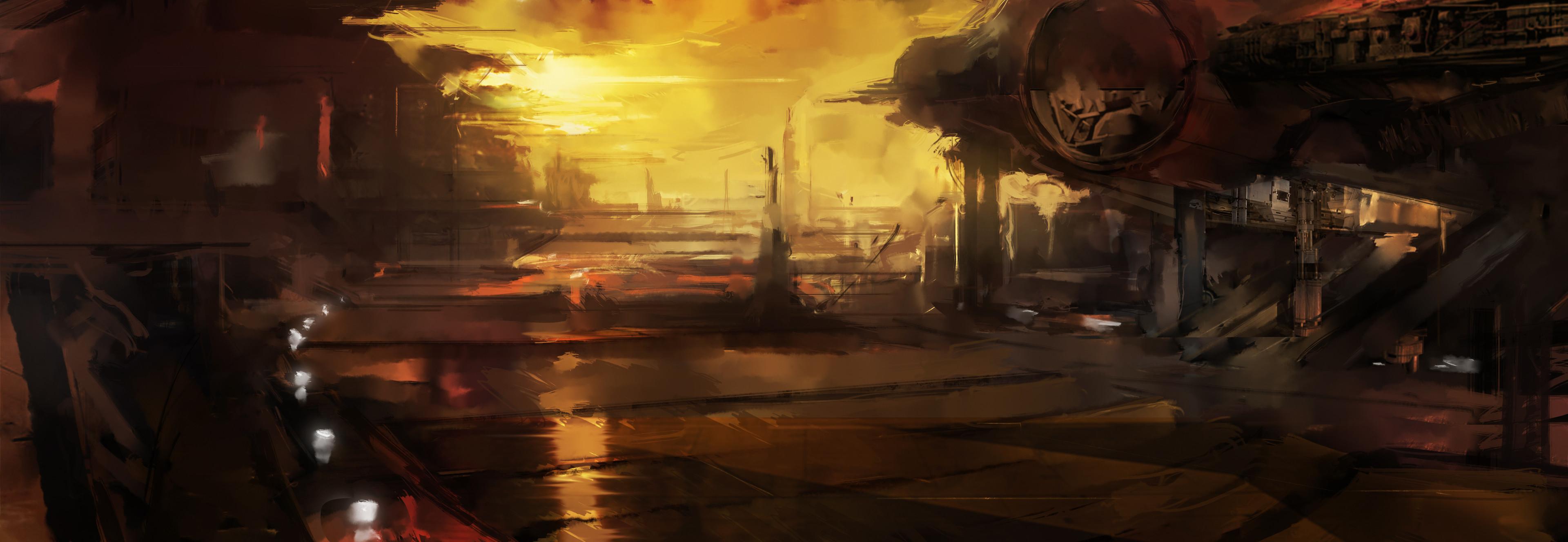 Spaceship Port
