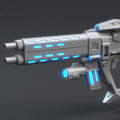 Lyaksandr prelle tworek infinity pistol front