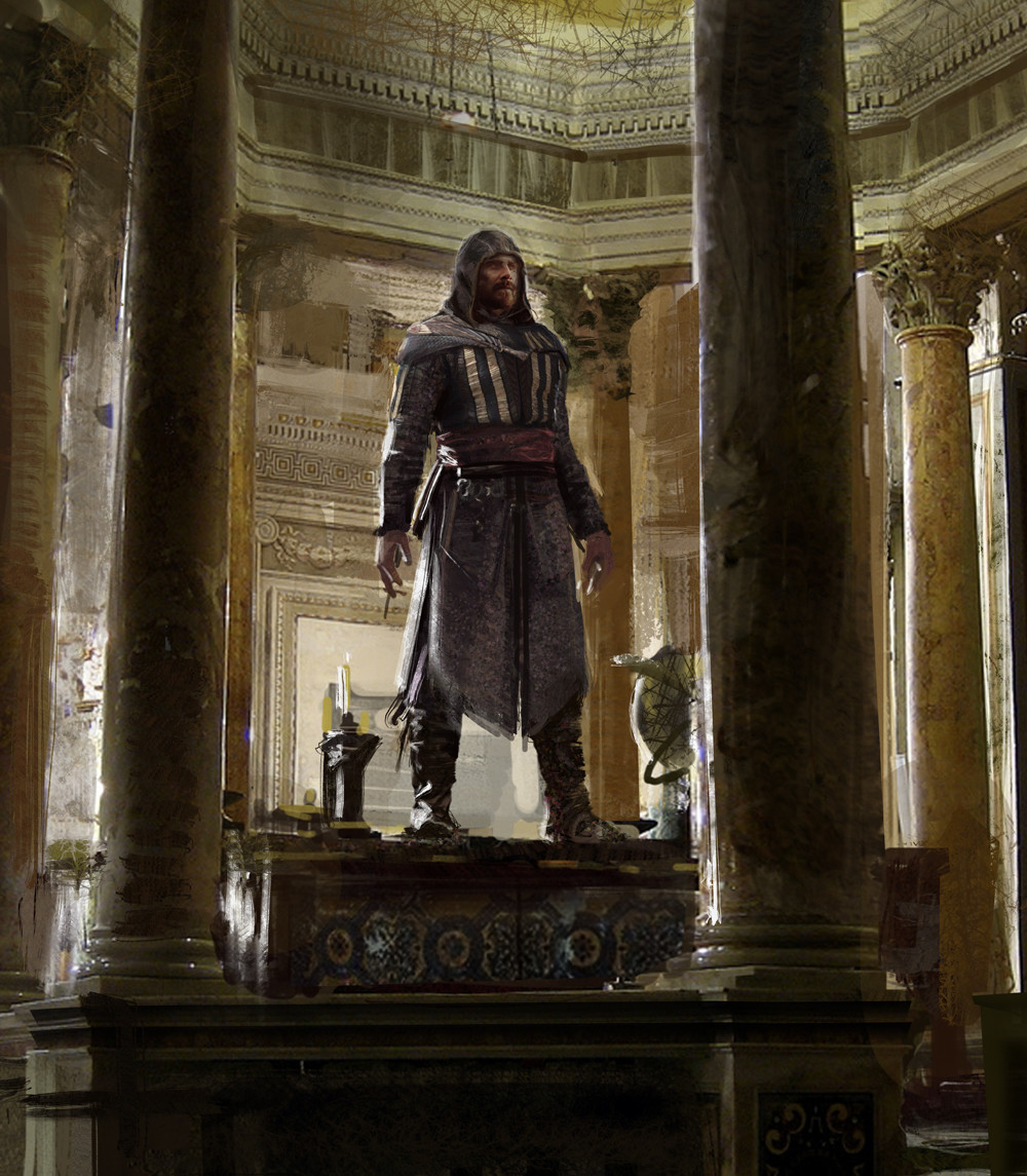 Assassin's creed _2016_ Sketches