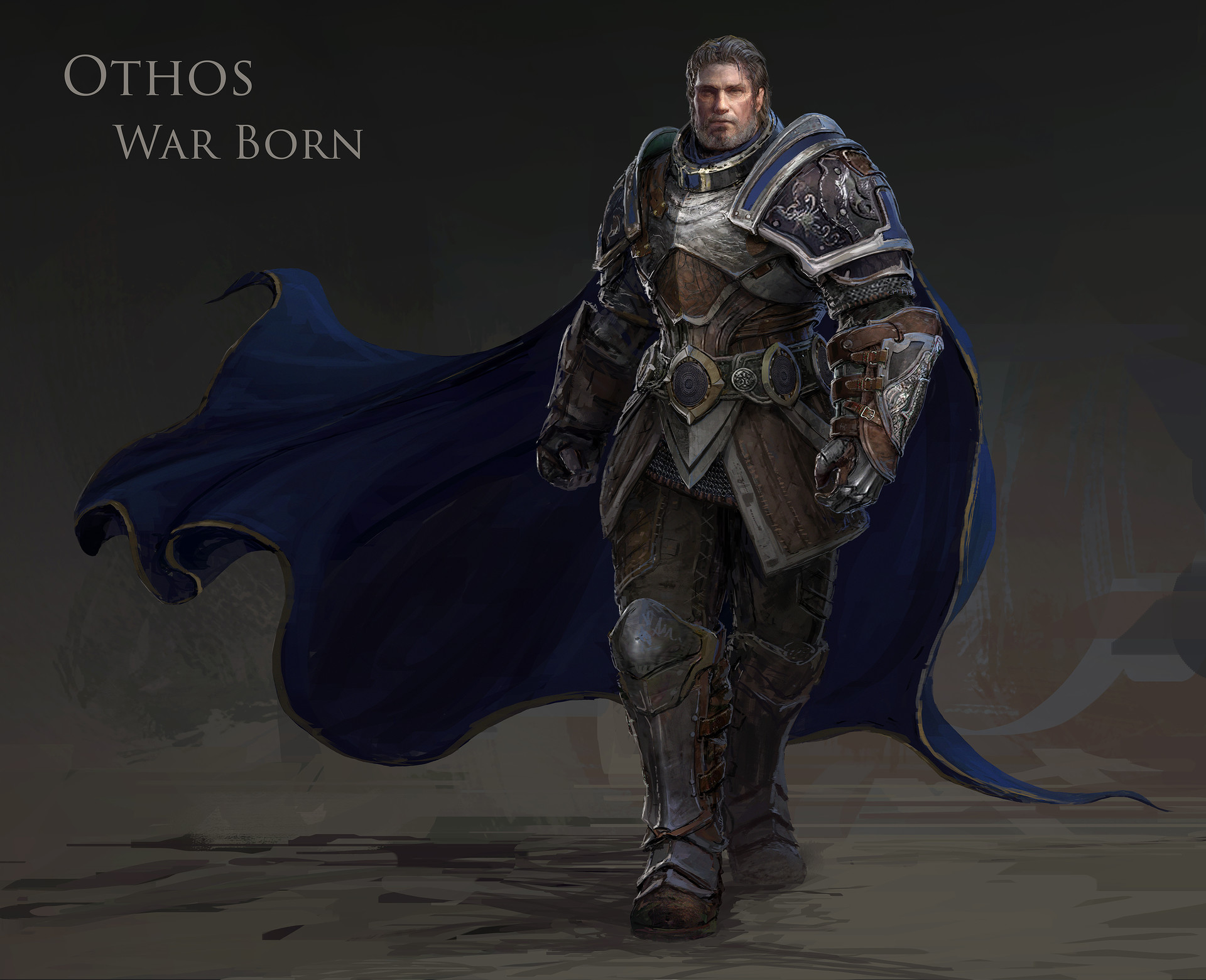 Othos War Born
