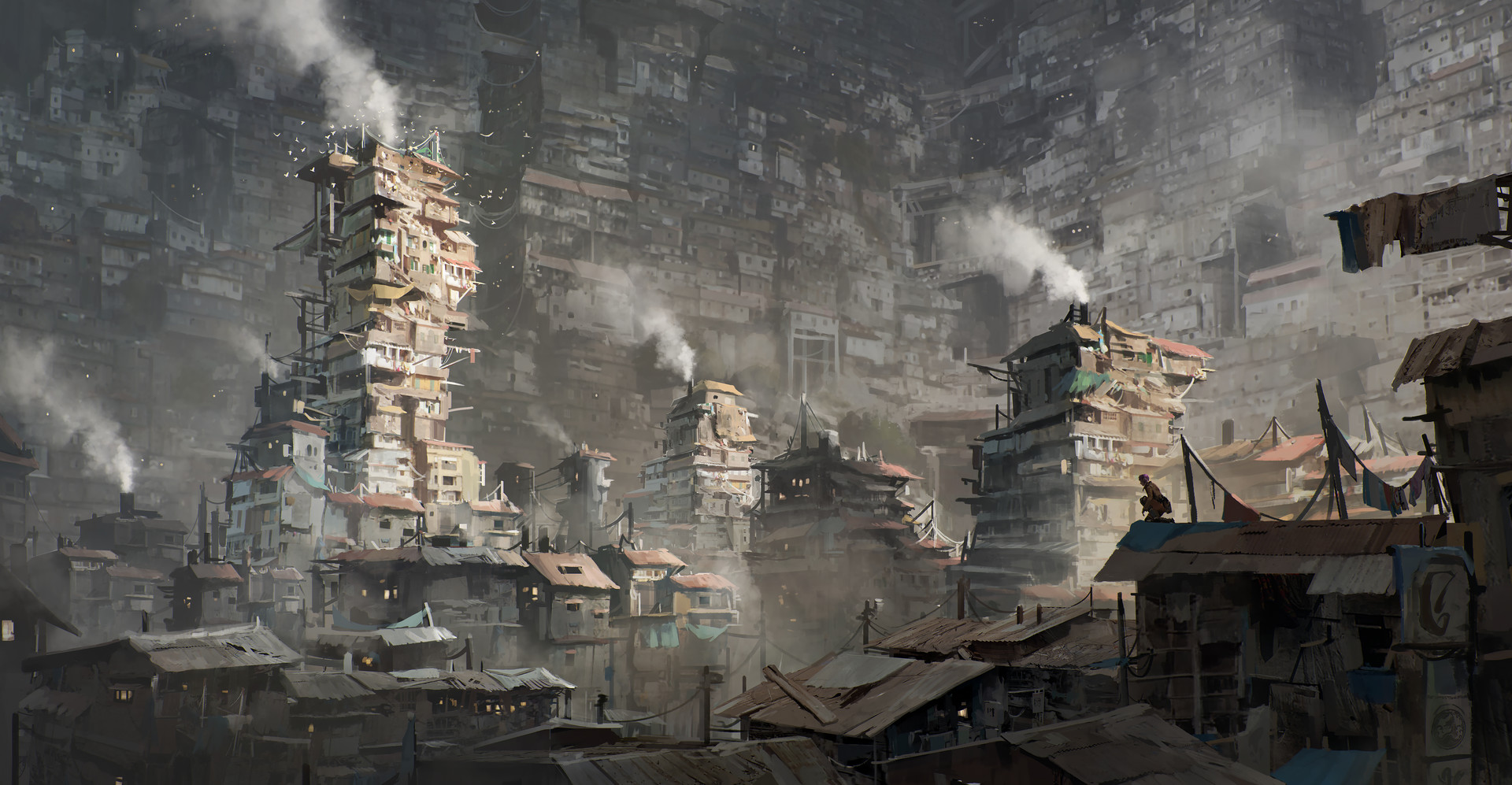 Franklin chan the slums of wu jian