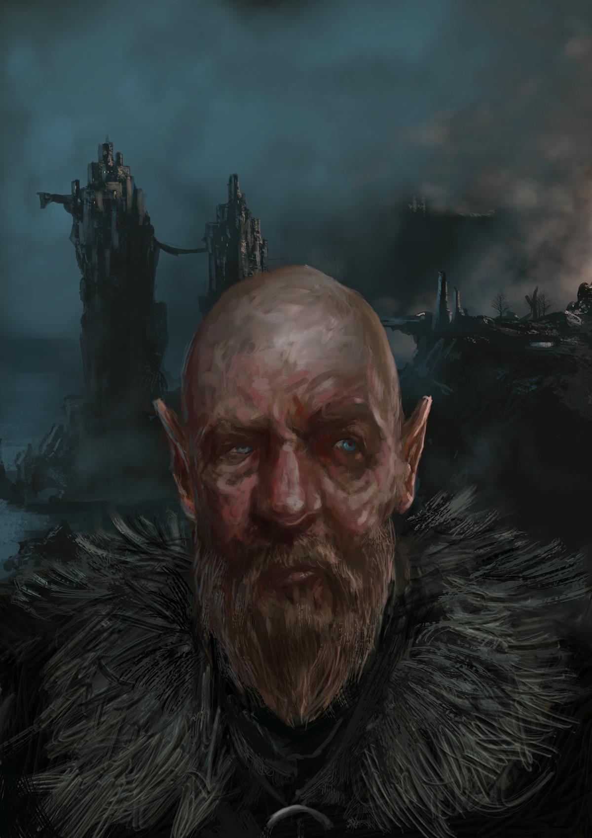 Artur mosca old crow hd