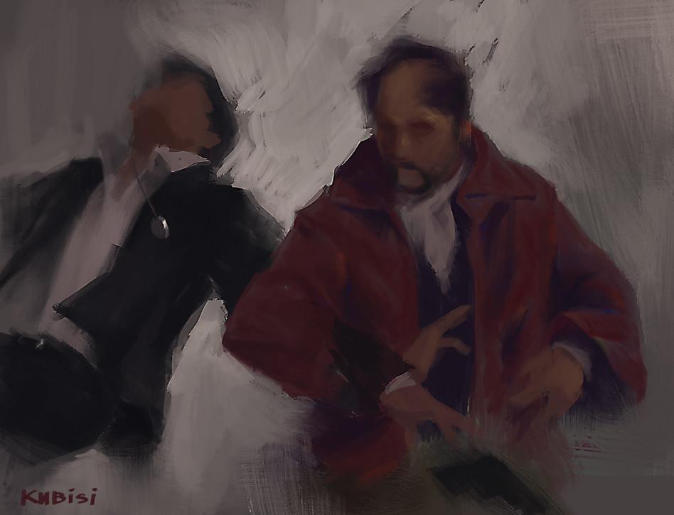 Abdelrahman kubisi sketch by kubisi d6nsh3y