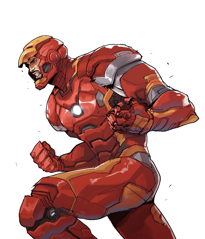 Hicham habchi iron man
