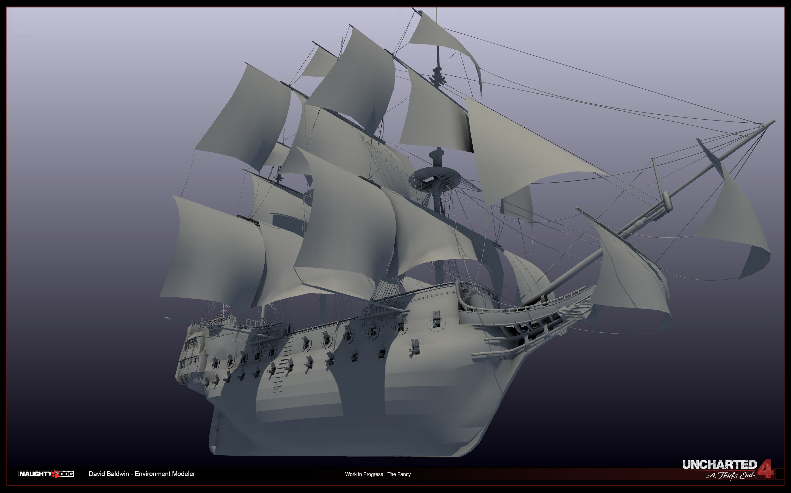 The Fancy - WIP - Sails
