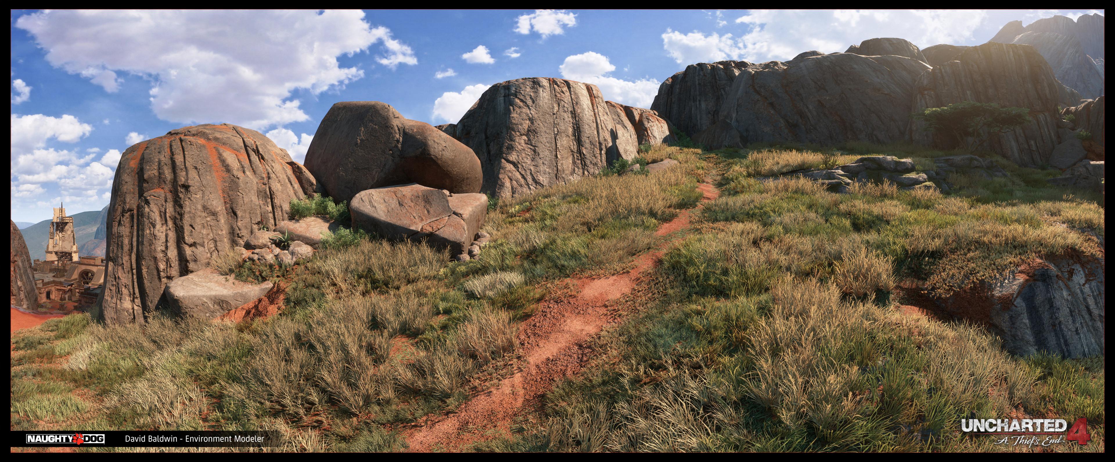 Madagascar - Path