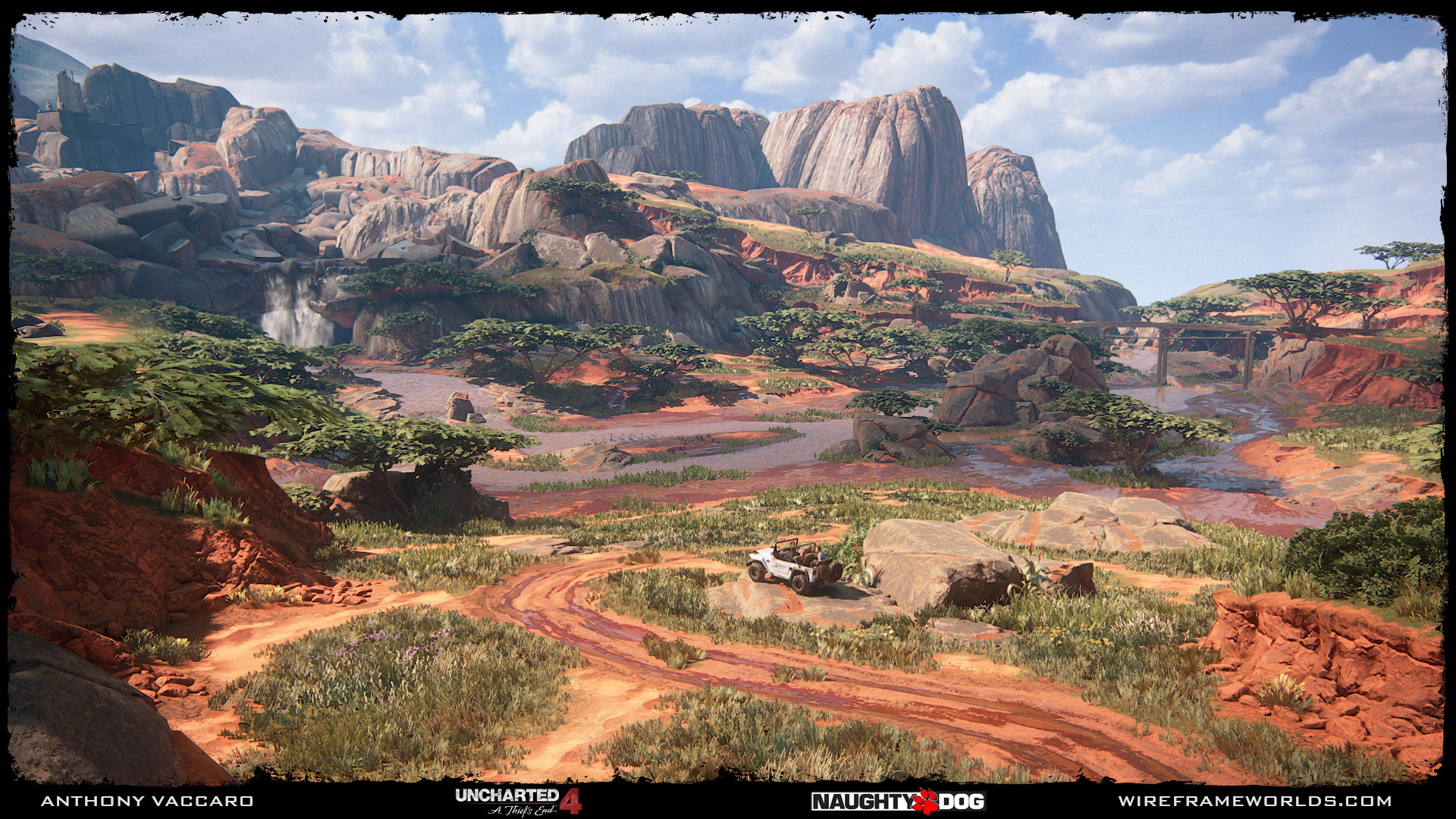 Home Design Game Levels Anthony Vaccaro Uncharted 4 A Thief S End Madagascar