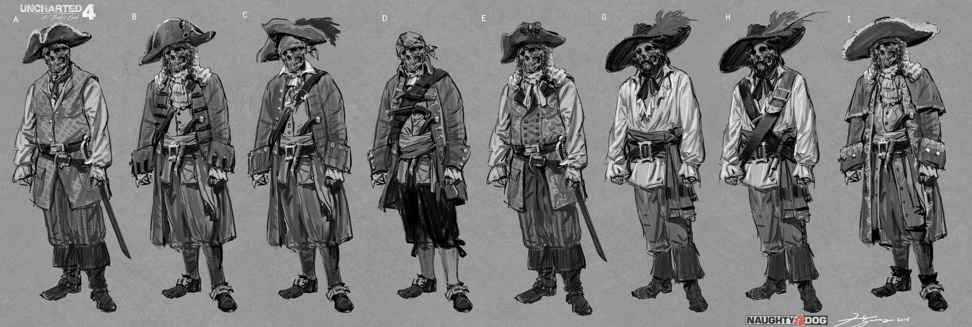 Hyoung nam pirate sk hn 01p