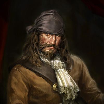 Hyoung nam pirate captain ill hn 010f