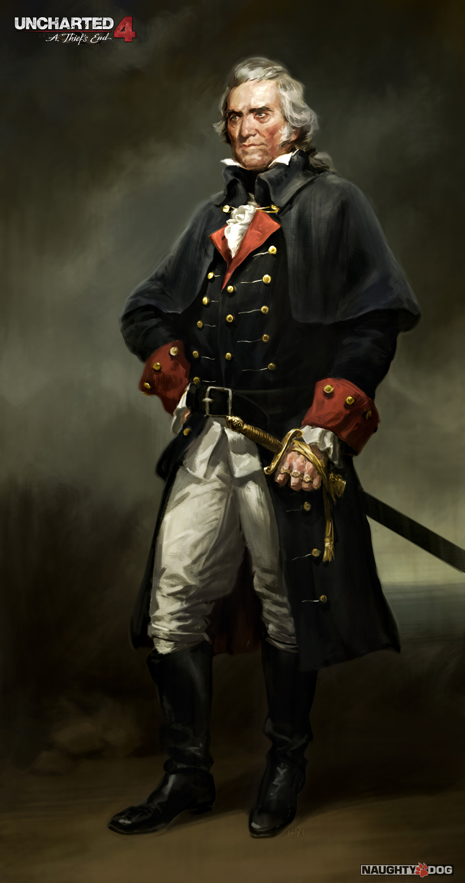 Hyoung nam pirate william mayes ill hn 01f