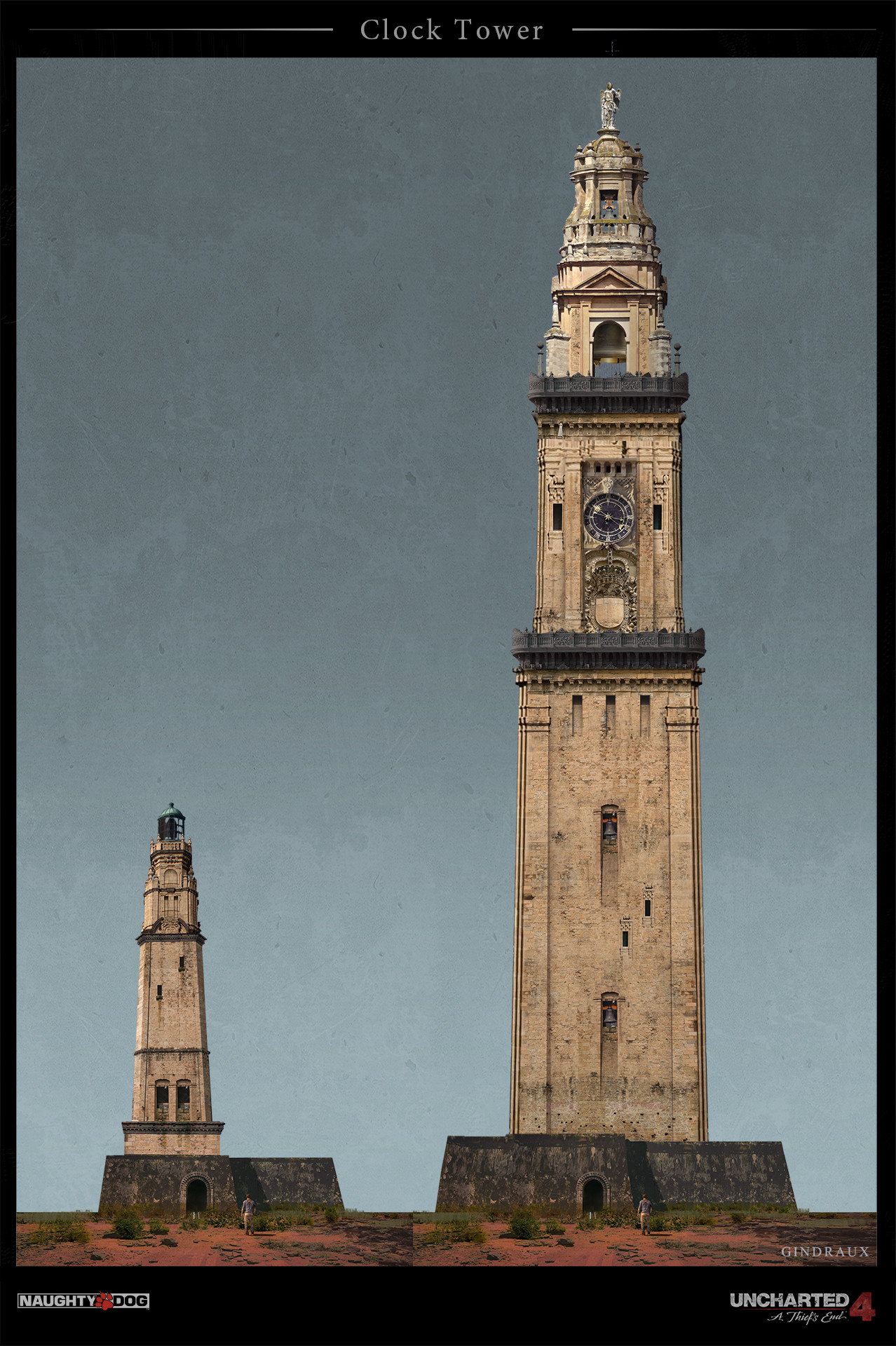 Nick gindraux madagascar clock tower post