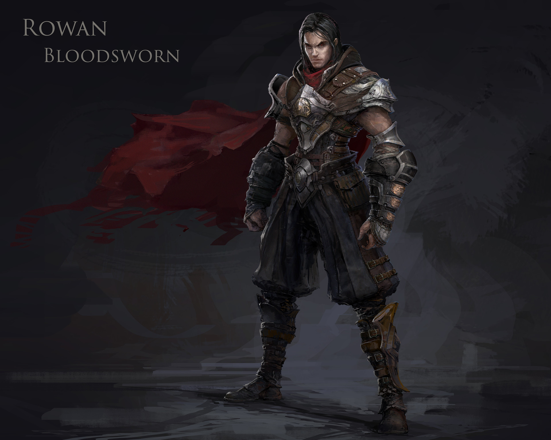 Rowan Bloodsworn