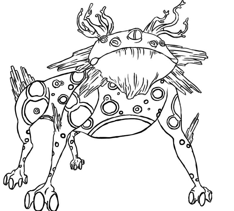 Creature Design Concept