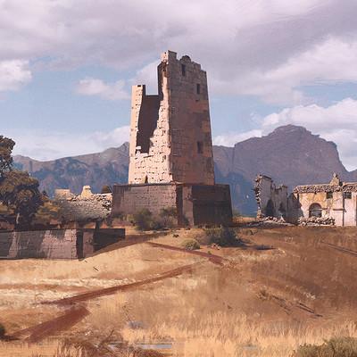 Nick gindraux madagascar plains ruins2