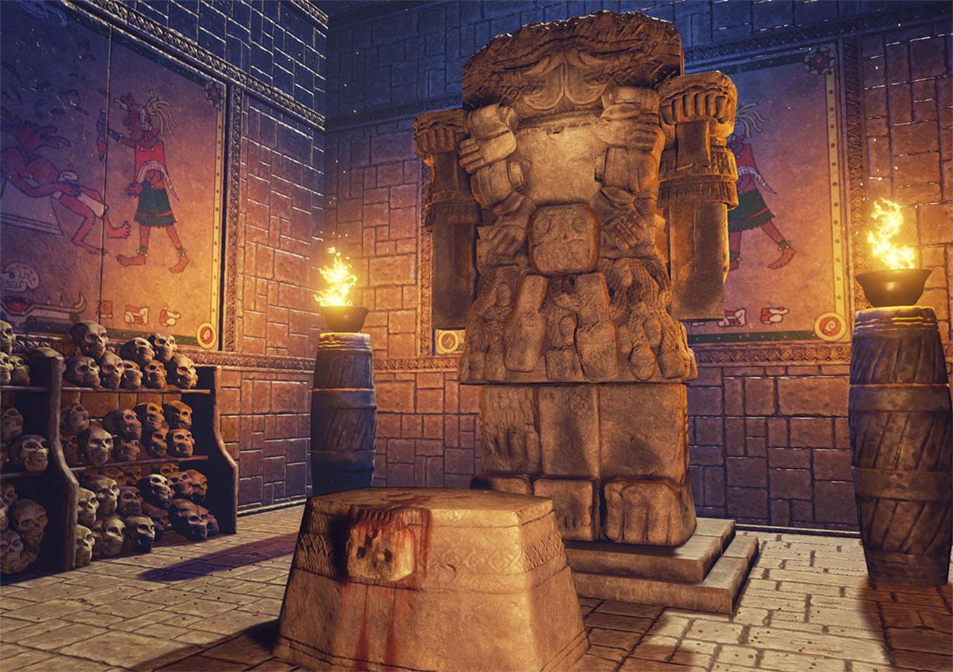 Sacrificial Chamber I