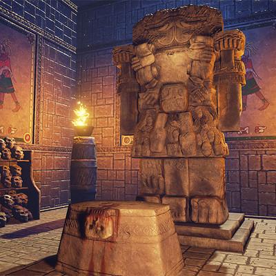 Rob cantu aztec chamber 01