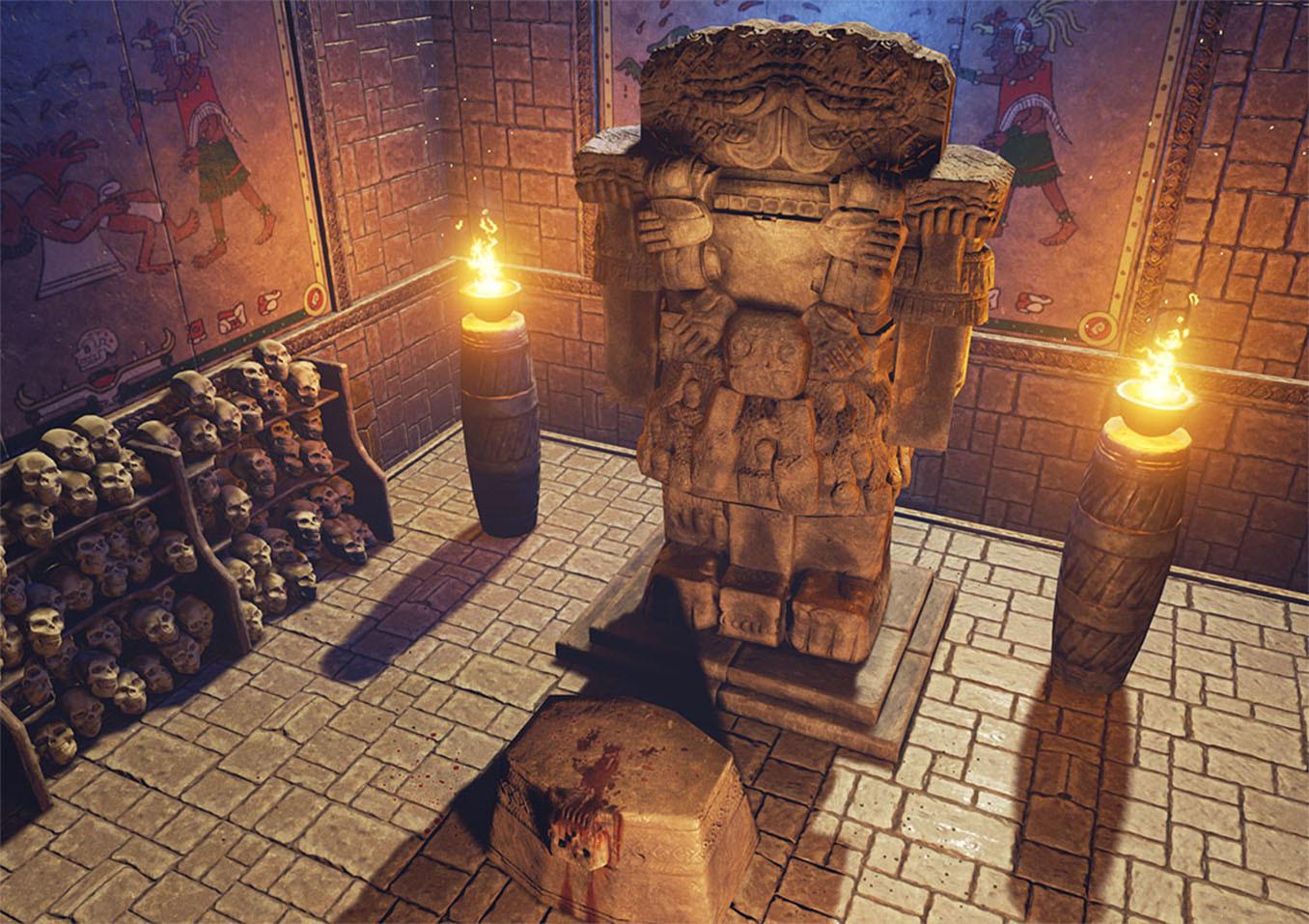 Sacrificial Chamber II
