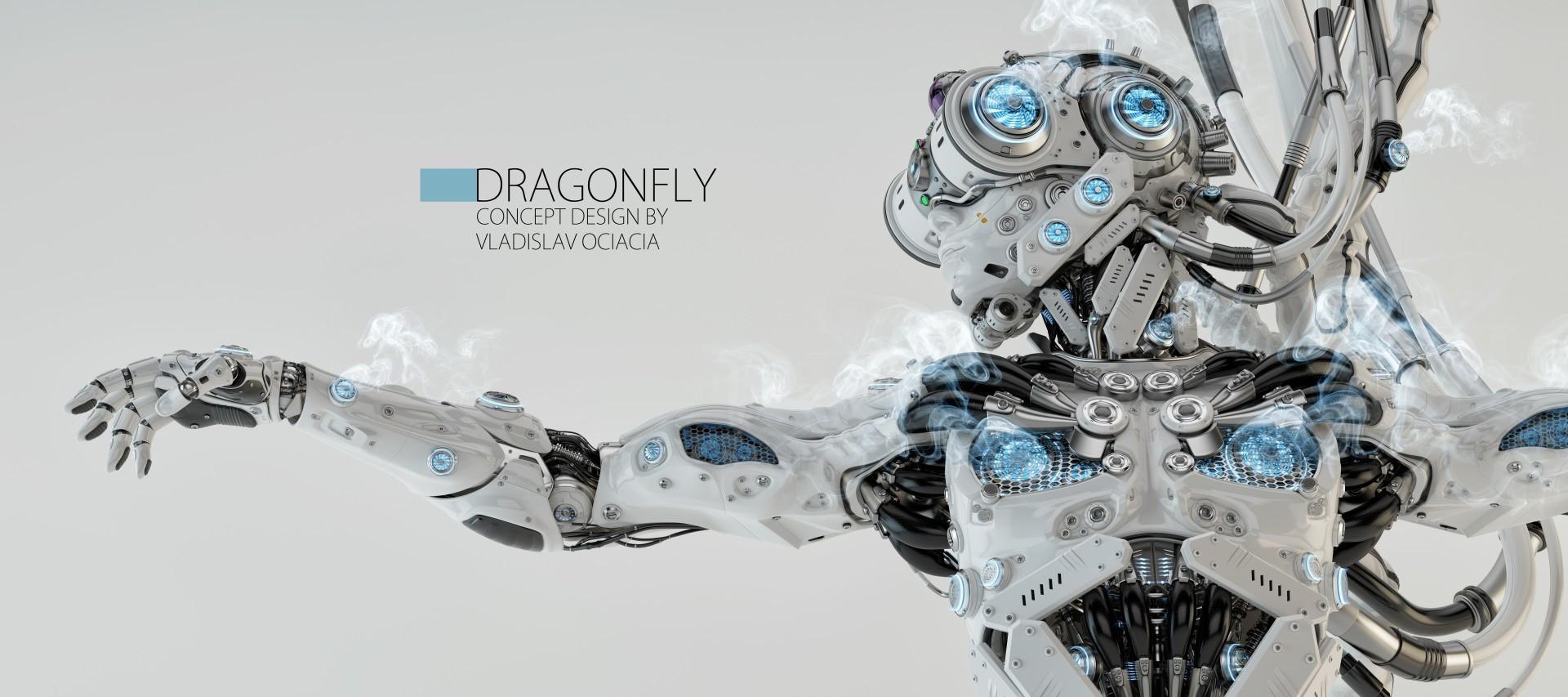 Vladislav ociacia robot dragonfly 10