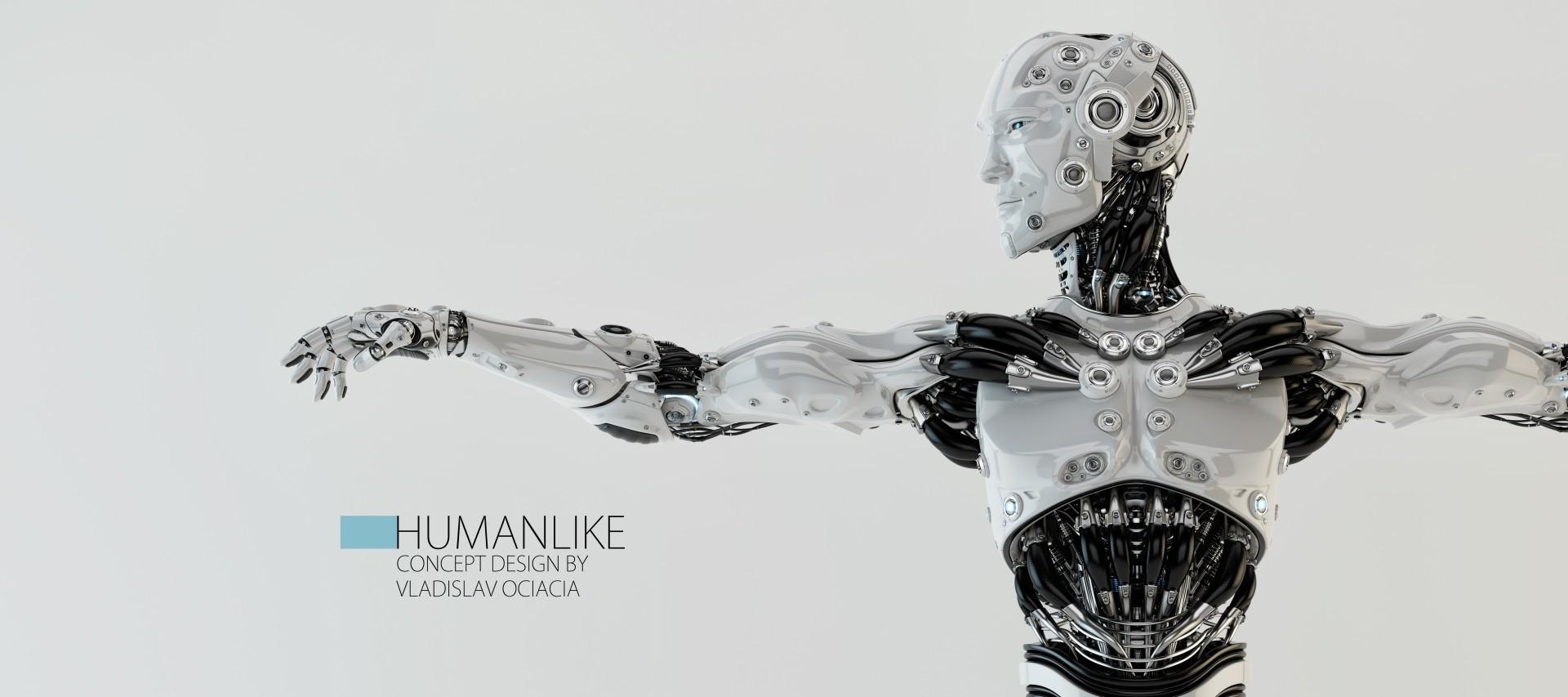 Vladislav ociacia robot humanlike 3