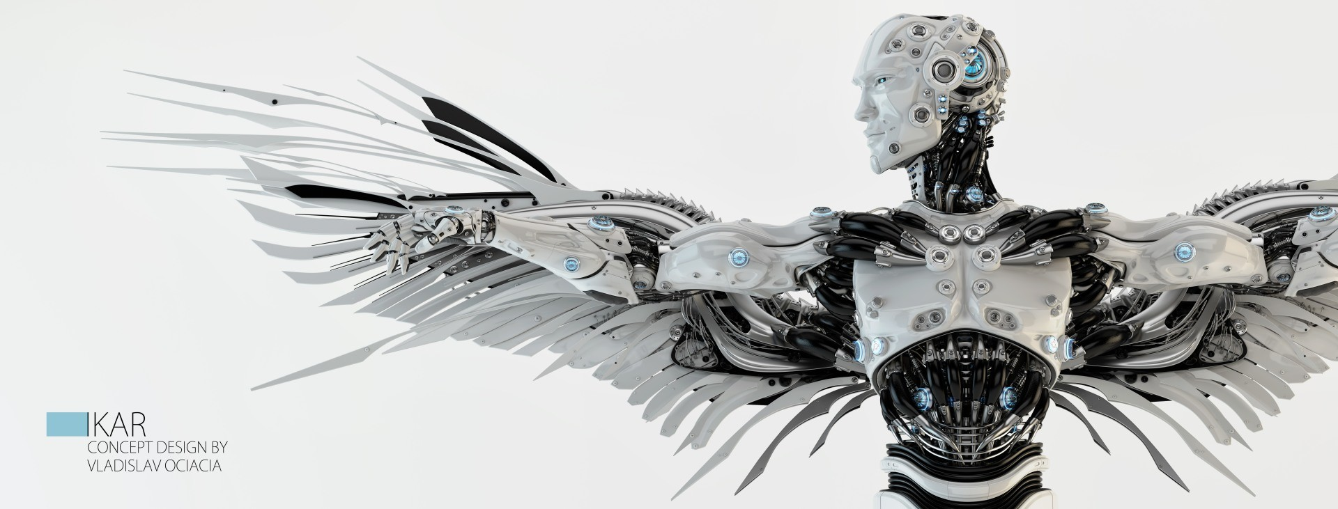 Vladislav ociacia robot ikar 1
