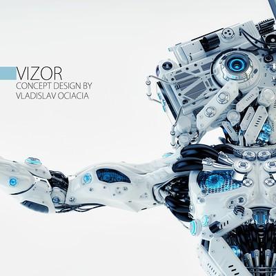 Vladislav ociacia robot vizor 3