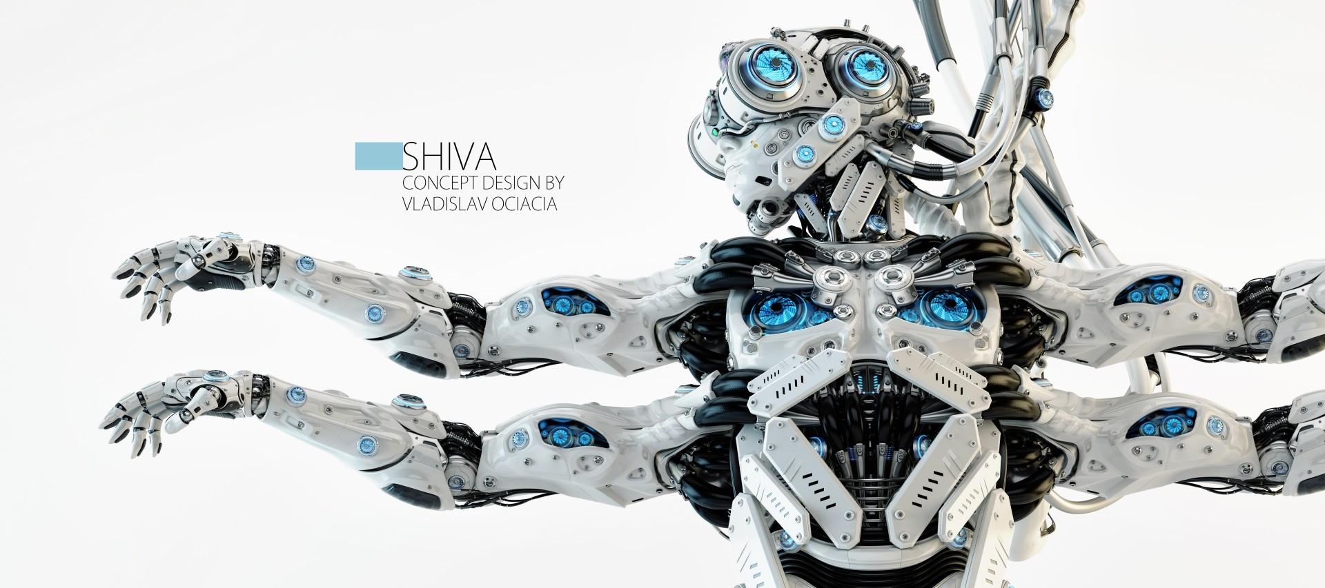 Vladislav ociacia robot god shiva 2