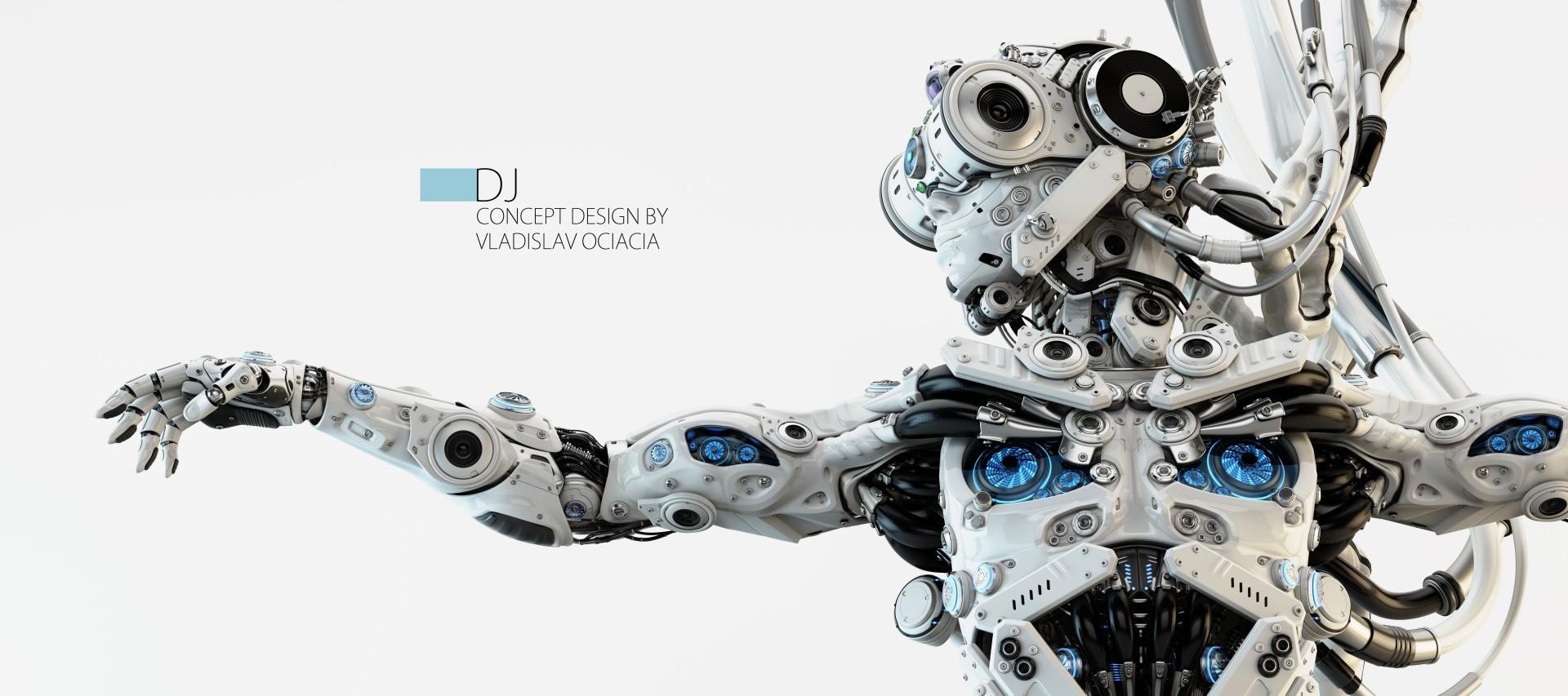 Vladislav ociacia robot dj 7