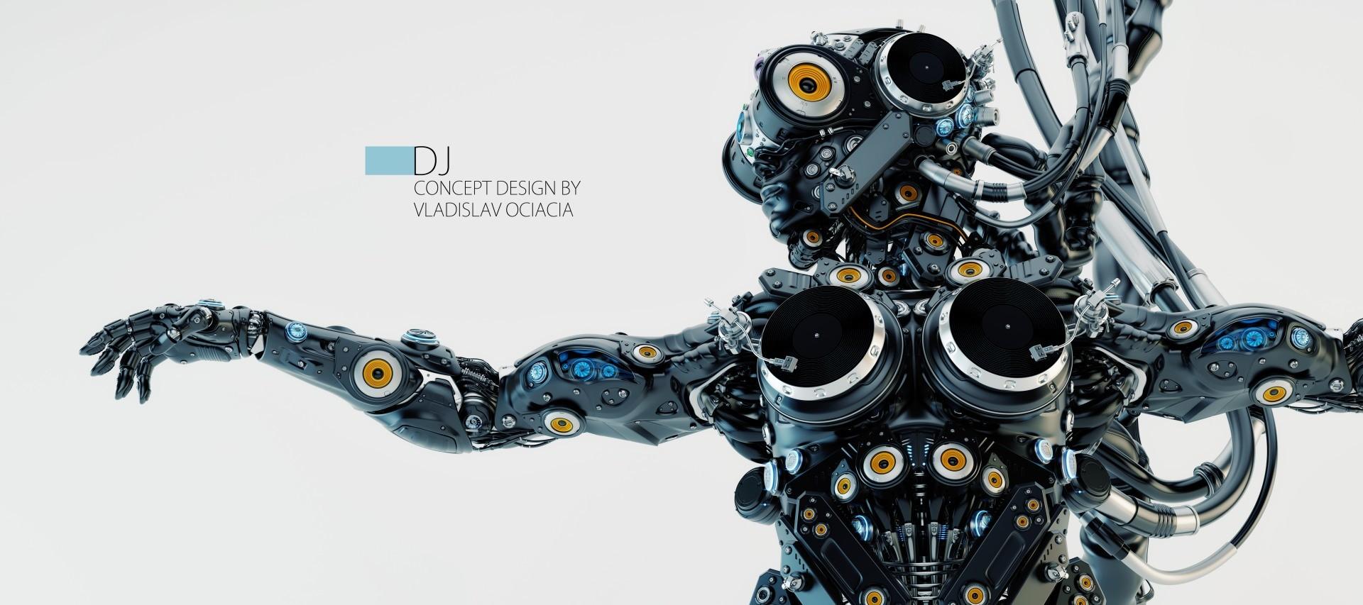 Vladislav ociacia robot dj 8