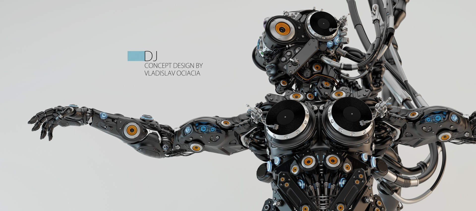 Vladislav ociacia robot dj 9