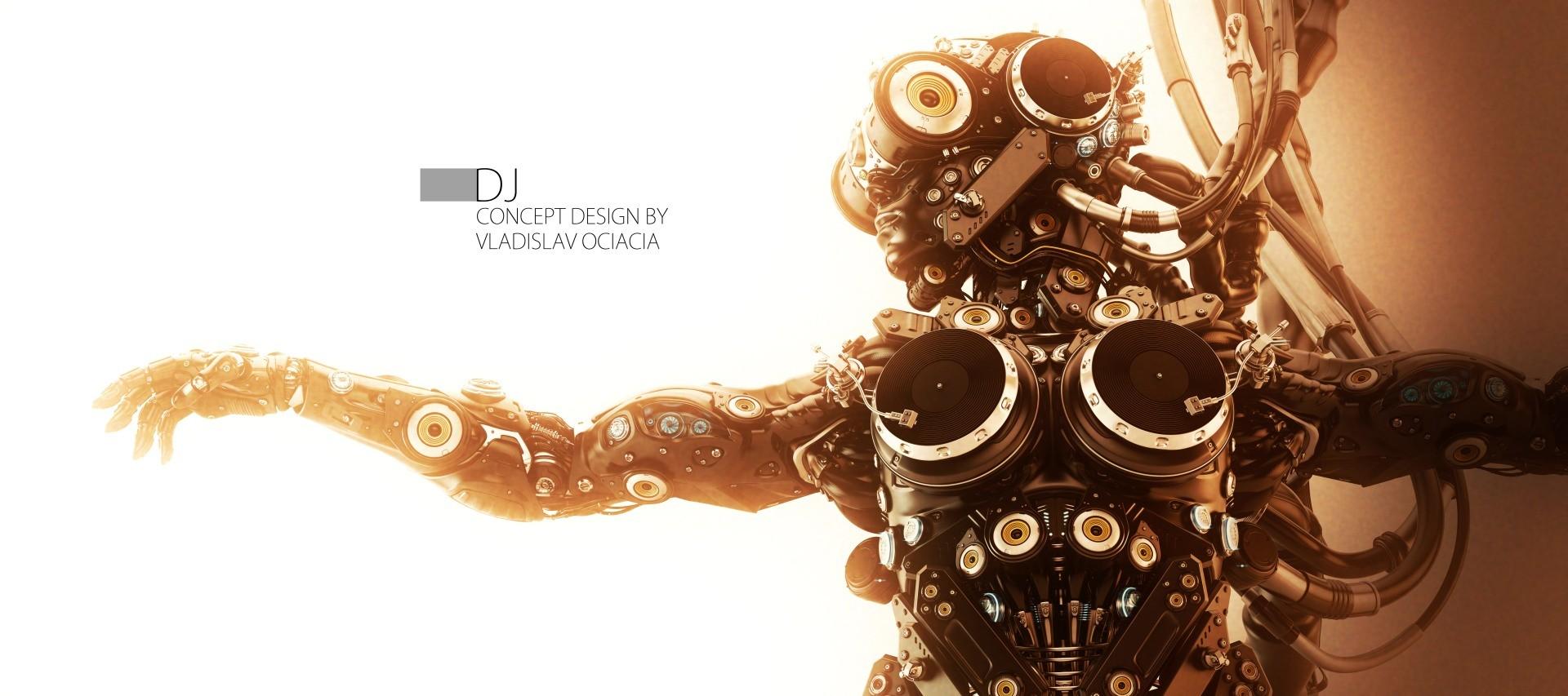 Vladislav ociacia robot dj 10