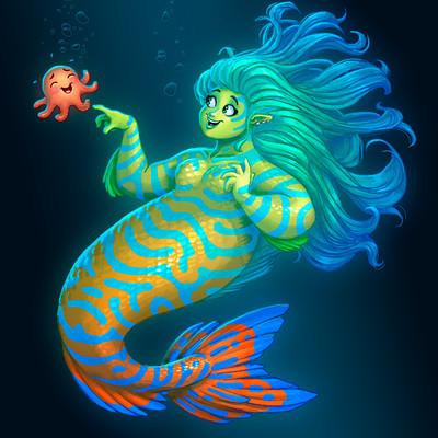 Michael dashow mermaid final 900