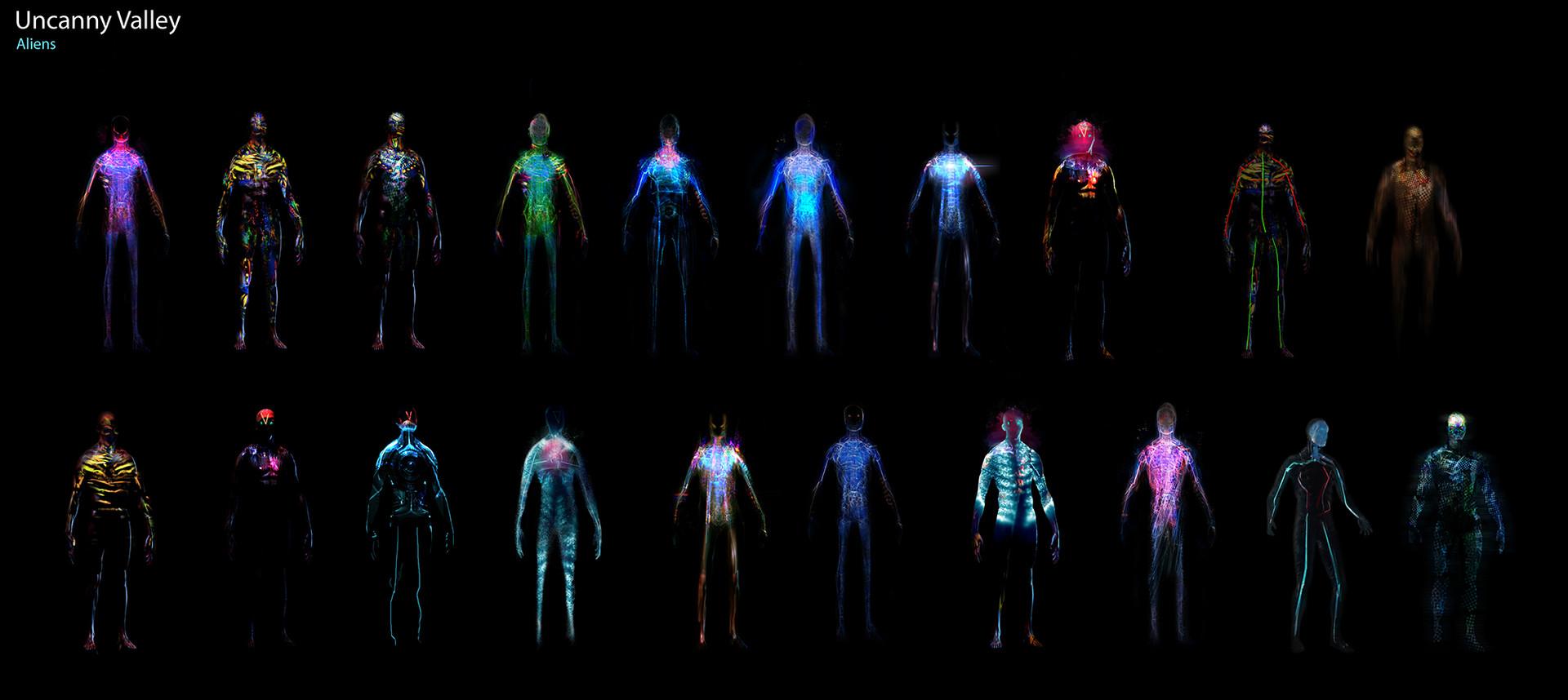 Pablo olivera uncanny valley character design aliens 23 todos baja