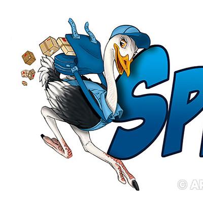 Saimon toncelli spediboss logo by artbysai d79dqja
