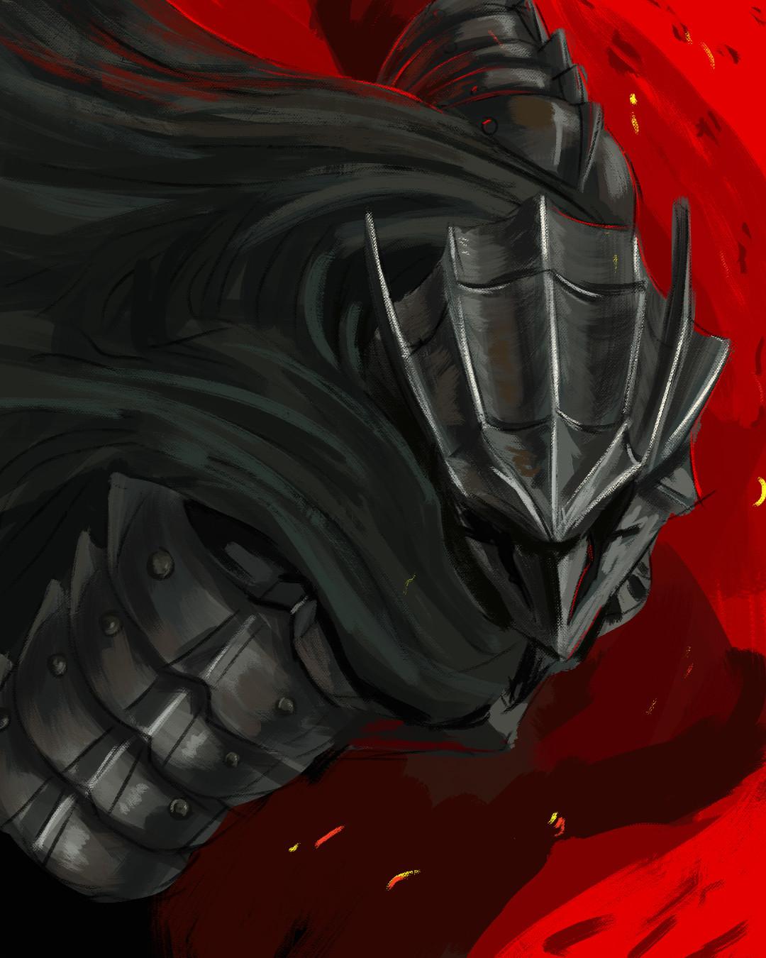 Konrad langa guts berserk armor