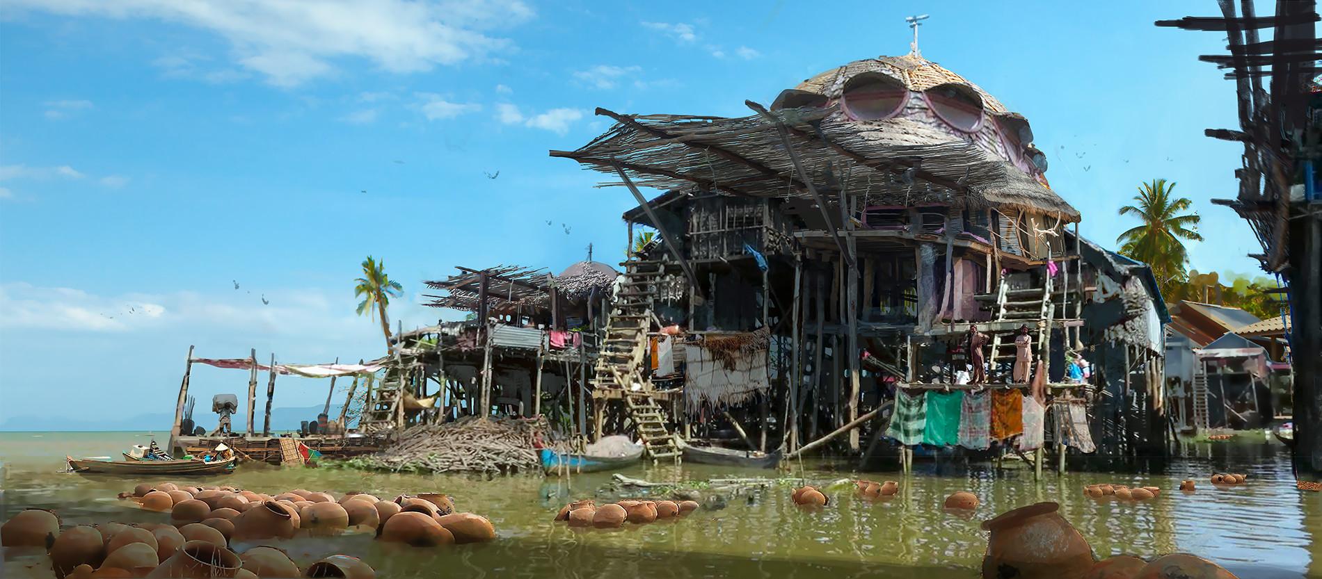 Finnian macmanus final stilt house 2