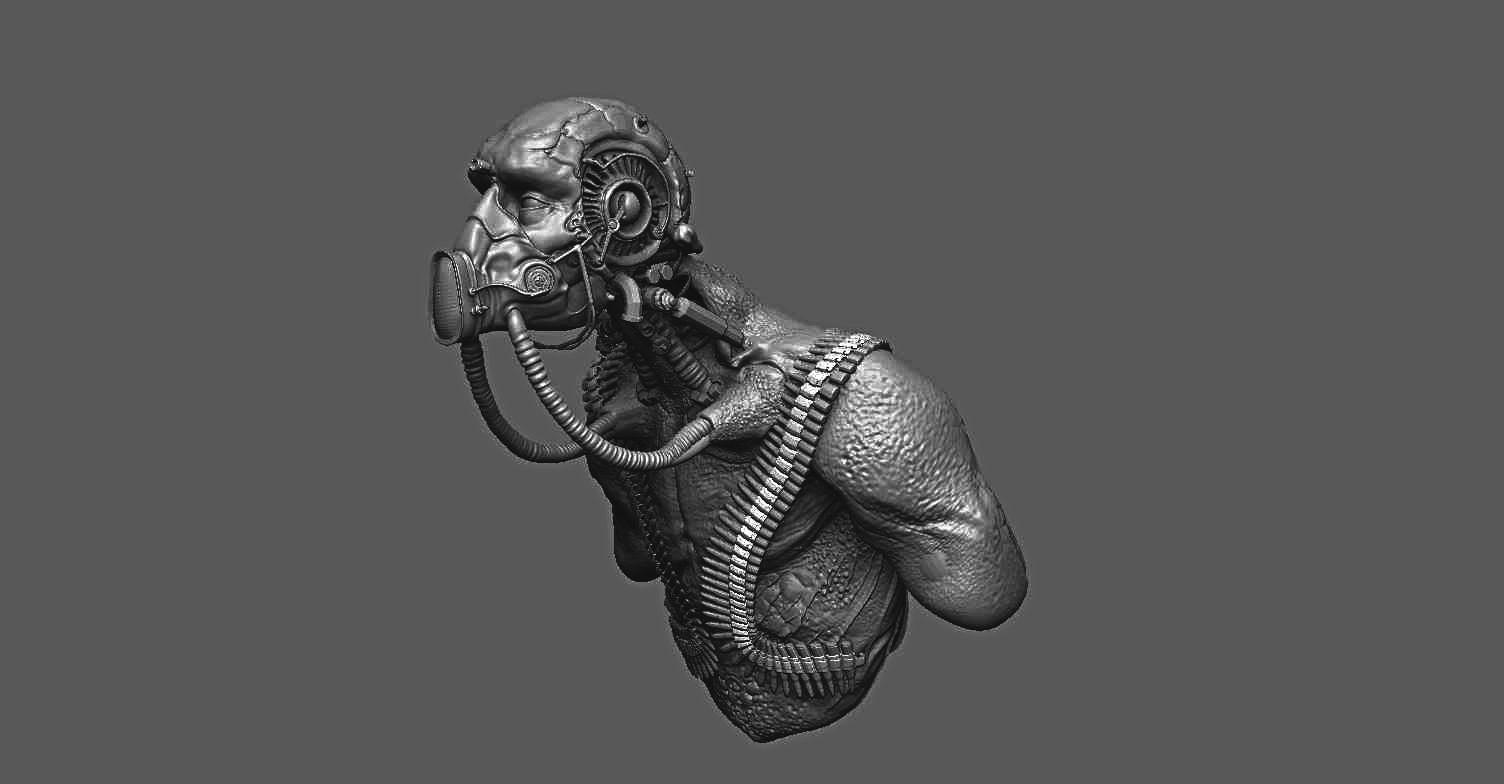 Digital Sculpt