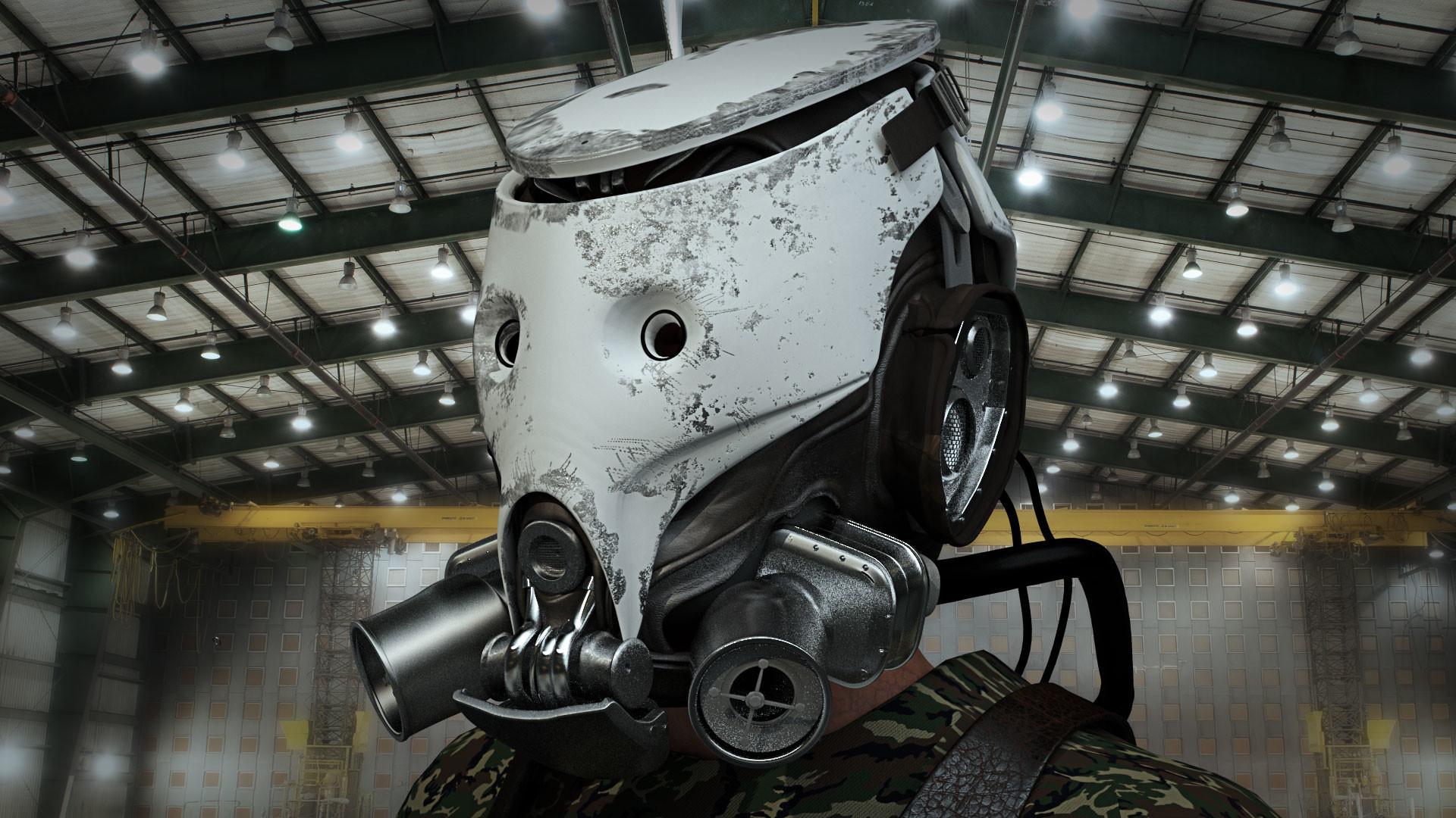 Fabricio rezende helmet hangar