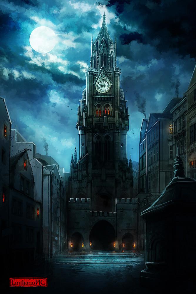 Emiliano cordoba clocktower