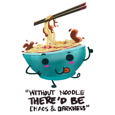 Oliver liao pangsit noodle oligow