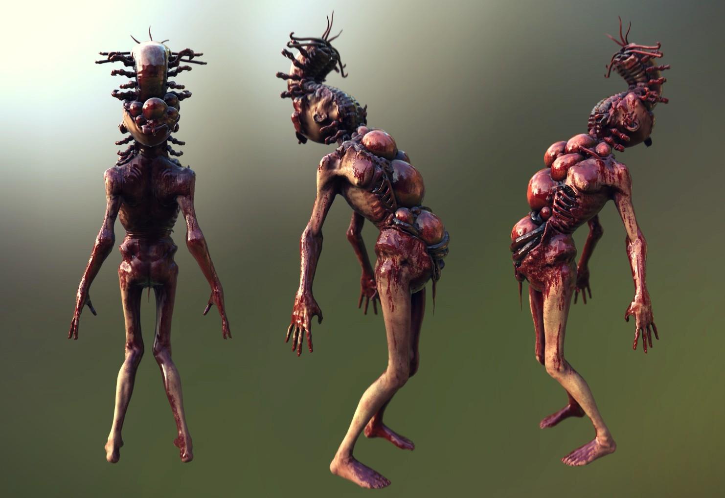 Yaxx Bobbit Worm Guy