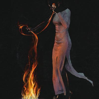 Aaron luke wilson fire by aaronlukewilson d7j5itv lr