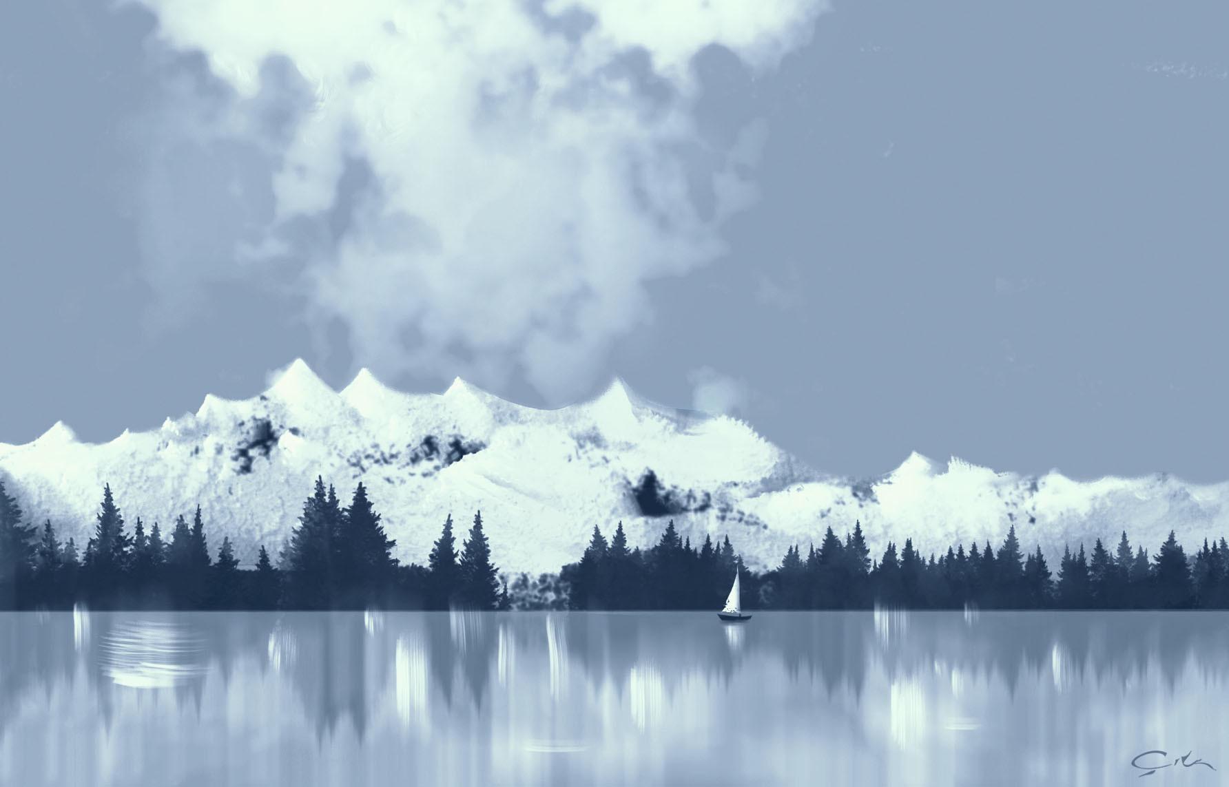 Emrullah cita mountains practice