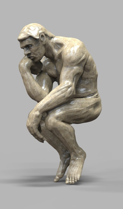 thinker form practise