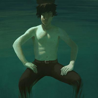 Aaron luke wilson the shallows by aaronlukewilson d51ilv0