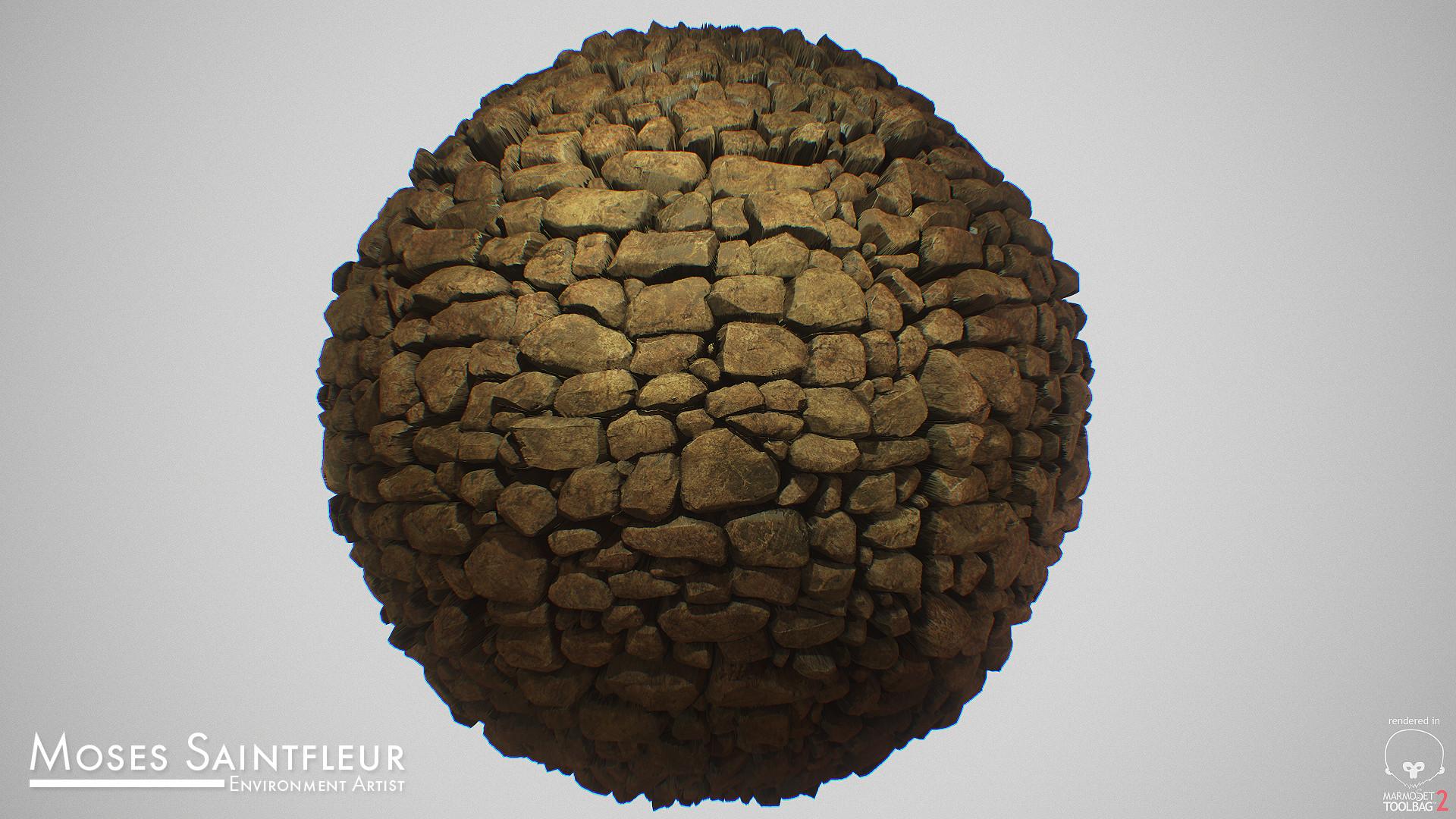 Moses saintfleur stonewall01