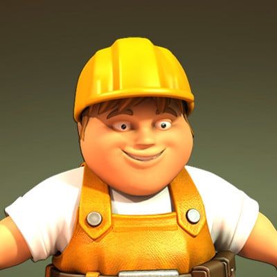 Vladimir voronov lvl6 chubby builder