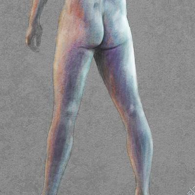 Aaron luke wilson figure study 1 by aaronlukewilson d729b2i