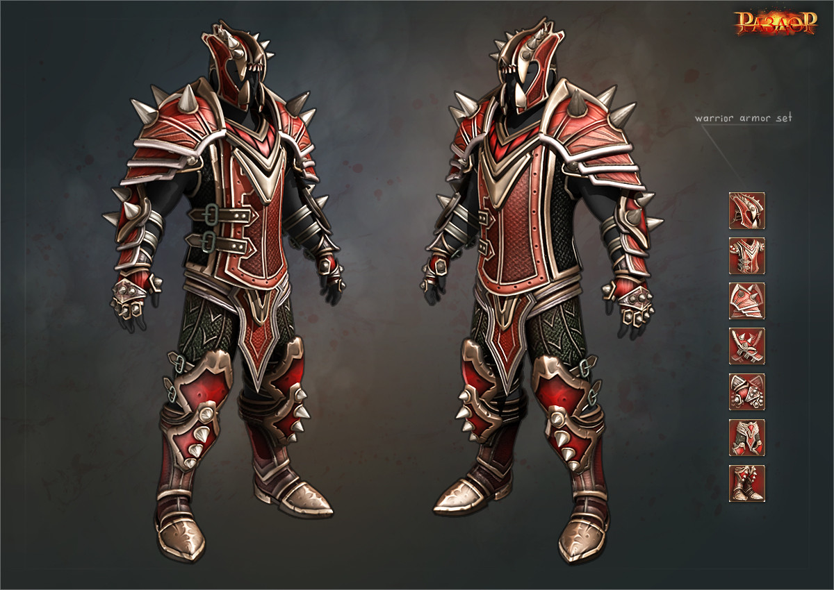 Vladimir voronov razdor warrior set