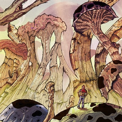 Nick lefas mushrooms